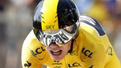 Крис Фрум ще мине независими тестове заради обвиненията за допинг