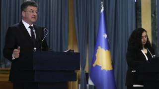 ЕС призова Косово да поднови преговорите със Сърбия