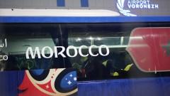 Националният отбор на Мароко пристигна във Воронеж