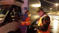 Франция осигури 10 000 COVID теста за шофьорите в Дувър