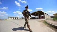 Ракетна атака по база с американски войници в Ирак