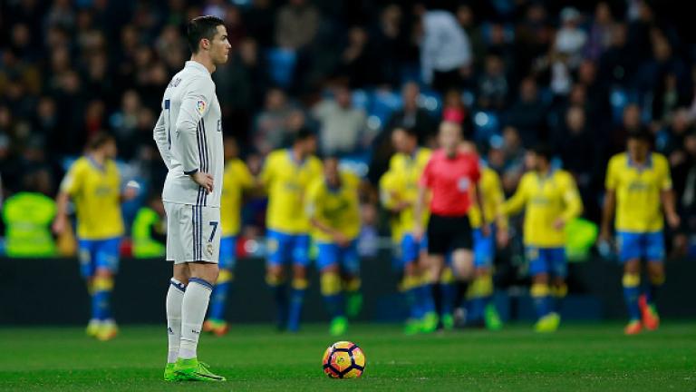 Вездесъщ Кристиано спаси Реал от загуба, първото място обаче е за Барса (ВИДЕО)
