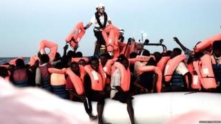 2 262 мигранти са загинали в Средиземно море през 2018 г.