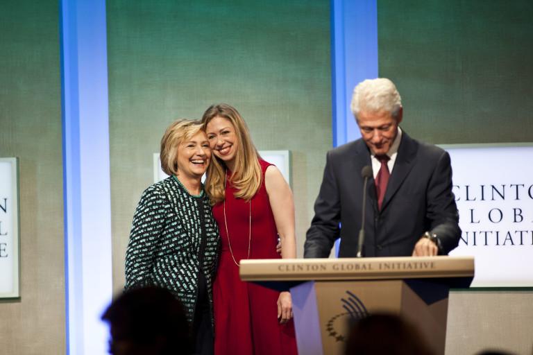 Семейство Клинтън
