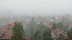 10 области в жълто заради бури