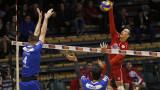 Волейболистът на ЦСКА Пламен Шекерджиев най-вероятно ще играе в Хебър