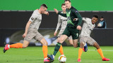 Волфсбург загуби от Шахтьо (Донецк) с 1:2, в осминафинал от Лига Европа