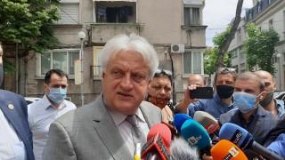 Акция срещу корумпирани полицаи тече в Пловдив