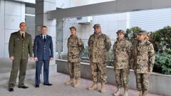 20-ият български контингент замина за Мали