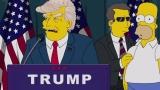 """""""Семейство Симпсън"""" предсказа за Тръмп преди 16 години (ВИДЕО)"""