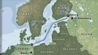 Северен поток поскъпва