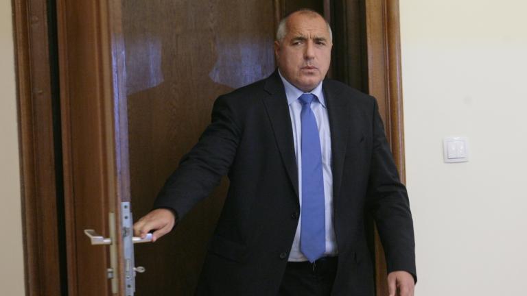 Борисов категоричен, че се оттегля при провал на балотажа