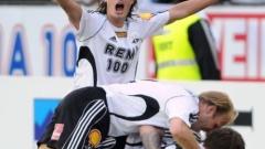 Розенборг започна с победа за Лига Европа