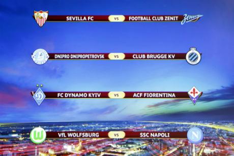 Волфсбург - Наполи е най-интересният 1/4-финал в ЛЕ