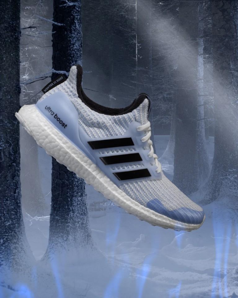 adidas, посветени на белите бродници