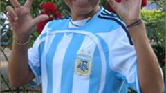 Тенисистка предвиди 3:0 за Аржентина
