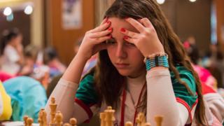 13-годишна стана шампионка на България по шахмат при жените