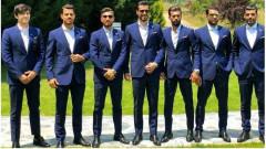 Националният отбор на Иран демонстрира стил и класа