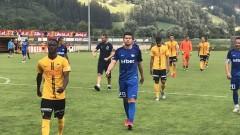 Левски изпусна шампиона на Швейцария