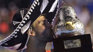Григор Димитров триумфира с титлата в Акапулко