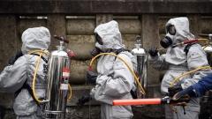 Сирийските военни са използвали химическо оръжие в над 30 атаки