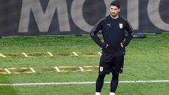 Конфликт в националния отбор на Уругвай?