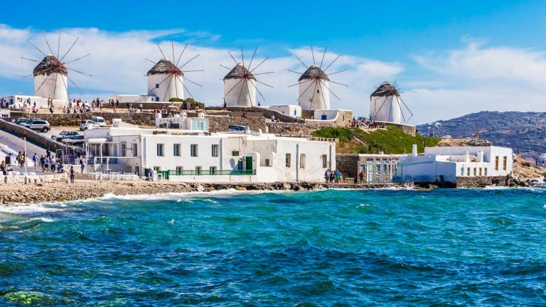 Популярен развлекателен обект на гръцкия остров Миконос побърза да плати