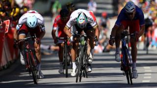 Италиански триумф в десетия етап от Обиколката на Испания