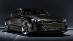 Audi показа своя конкурент на Tesla Model S