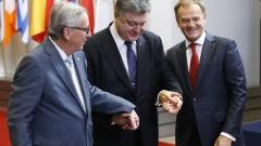 От 1 януари икономиката на Украйна минава в ръцете на ЕС