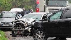 Тежка катастрофа край Враца