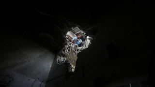 Израел обмисля инвазия в Ивицата Газа