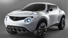 Nissan с бъдещо малко братче на Qashqai