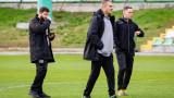 Димитър Димитров подписва нов договор с Берое