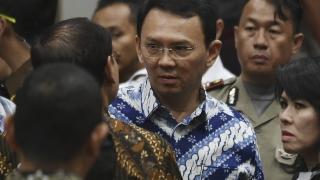 2 г. затвор за губернатора на Джакарта за богохулство срещу исляма