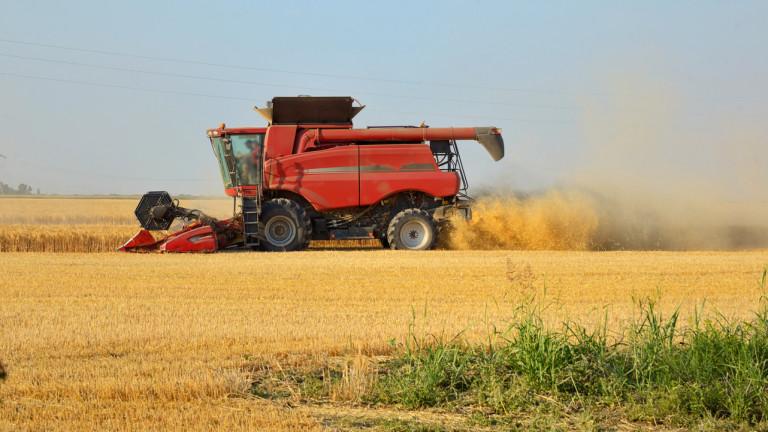 За повишен риск от пожари след прибирането на зърнената реколта