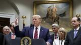 Тръмп: Митата върху китайски стоки ще донесат по-голямо богатство от търговска сделка