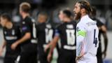 Късен щурм спаси Реал (Мадрид) от загуба в Германия