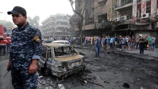 Кървав атентат в Ирак