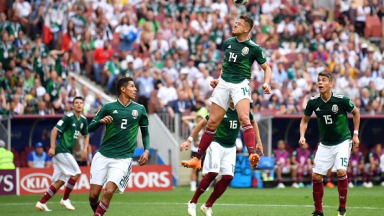 Мексиканските футболни фенове предизвикаха земетръс