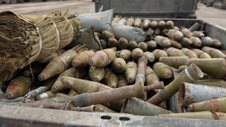 Снаряди от ВСВ убиха и раниха шестима полски сапьори