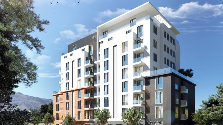 """Чешки инвеститор в имоти влиза на пазара у нас с две сгради в """"Манастирски ливади"""""""