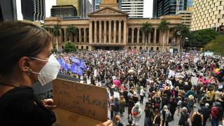 Жените в Австралия протестират срещу сексуалното насилие и половото неравенство