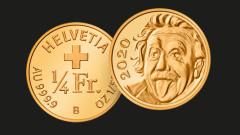 Швейцария пусна най-малката златна монета в света