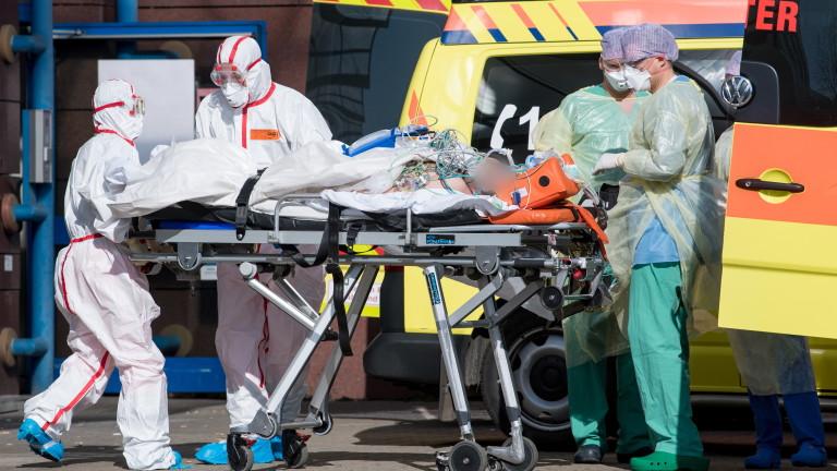 Италия съобщи за 683 починали от коронавирус през последните 24
