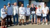 """Министър Красен Кралев награди победителите от междууниверситетска регата """"Академика"""""""