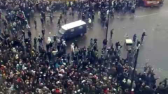Фен на Рома инициирал стрелбата по привърженици на Наполи
