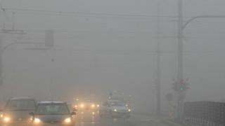 Мъглата в София пада най-често през декември и януари