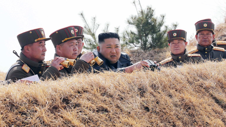 Северна Корея съобщи, че 2280 граждани и двама чужденци са