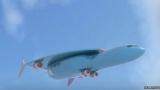 Този самолет ще лети от Лондон до Ню Йорк само за час